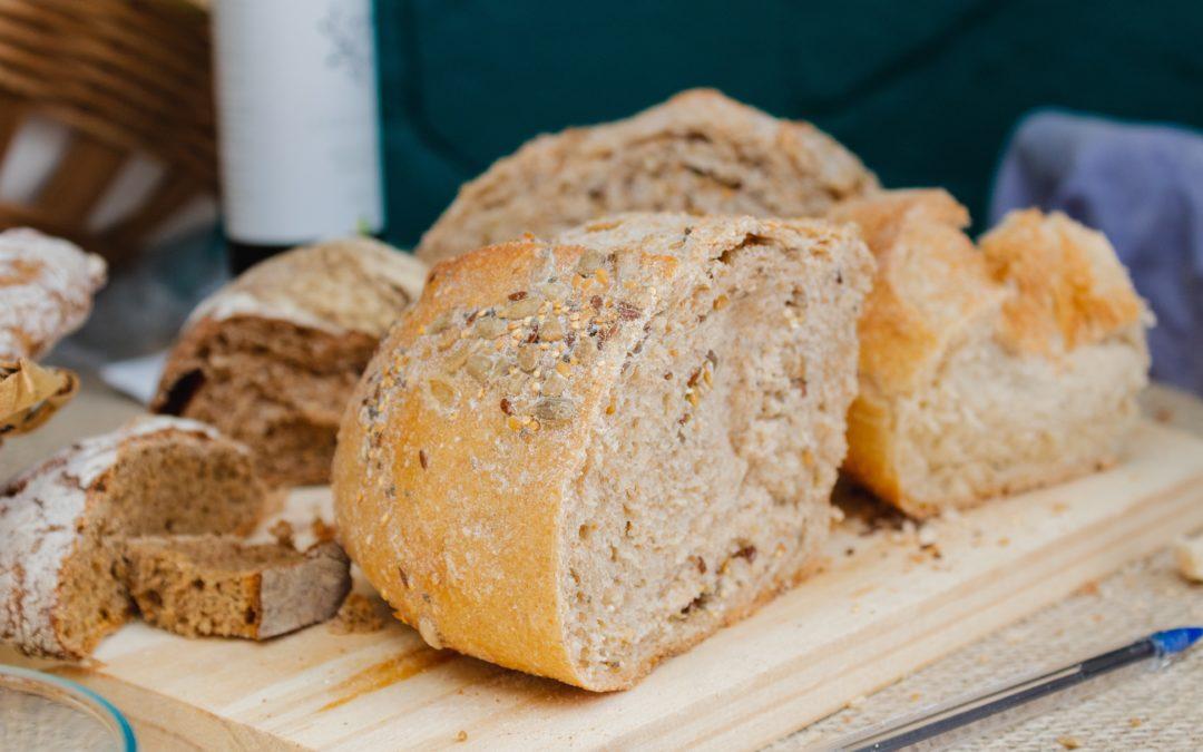 ¿Pan integral o pan normal?